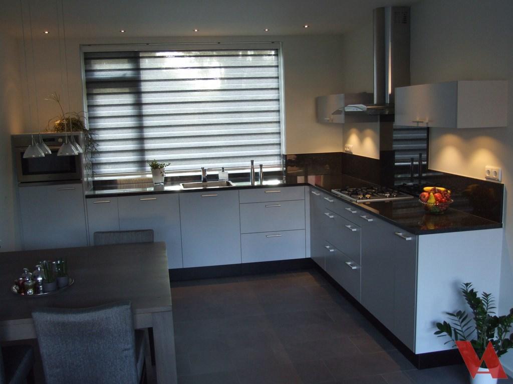 Moderne L Keuken : Nieuwe keuken ontwerpen moderne keukens